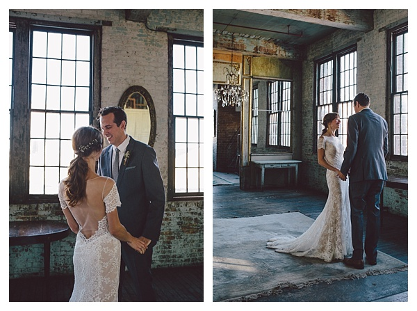 New York Metropolitan Building Wedding