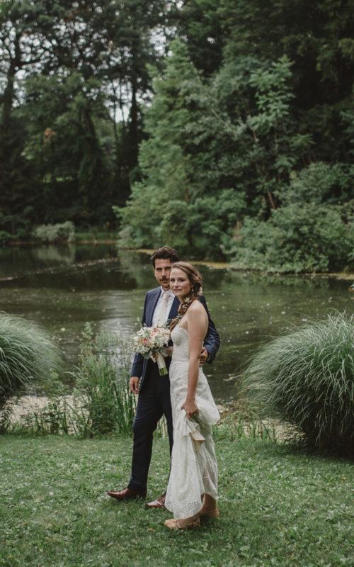 Hudson Valley Wedding | Buttermilk Falls